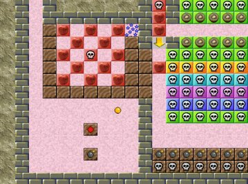Screenshot of Frozen Fruits
